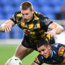 Panthers block fiery loan prop playing against them in NRL first