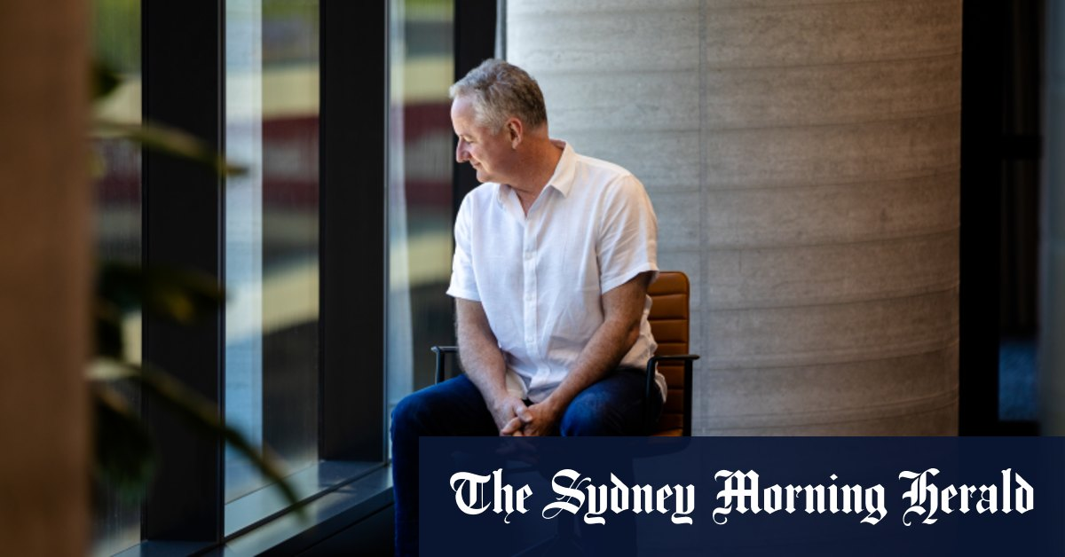 'Was someone out to get me? I don't know': Nine boss says relationship forced resignation – Sydney Morning Herald