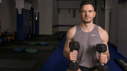 Returning to the gym? Make a plan but avoid setting a personal best