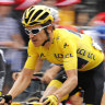 Geraint Thomas wins Team Sky's sixth Tour de France in seven years