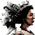 Queen Elizabeth is played by Olivia Colman in The Crown.