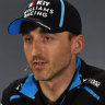 Kubica ready for inspirational F1 comeback