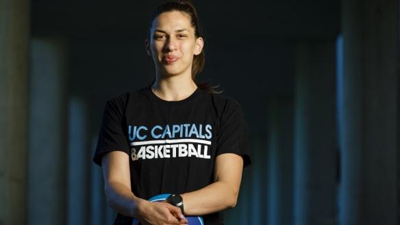 Injury setback delays Marianna Tolo's WNBL return