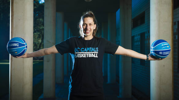 Back on the air: Capitals hope free-to-air TV helps boost WNBL season