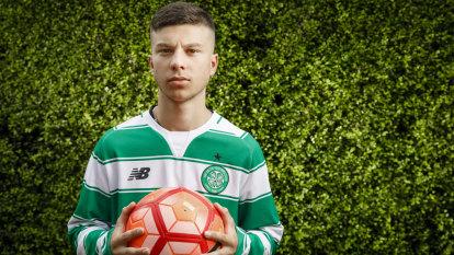 Inside the famed walls of Celtic FC