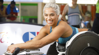 De Rozario, Low add to Australia's gold medal haul