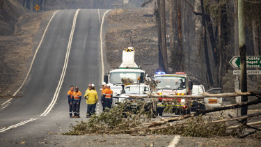 Infrastructure Australia says the summer's fires and the drought have highlighted the need to build resilience into the nation's infrastructure.
