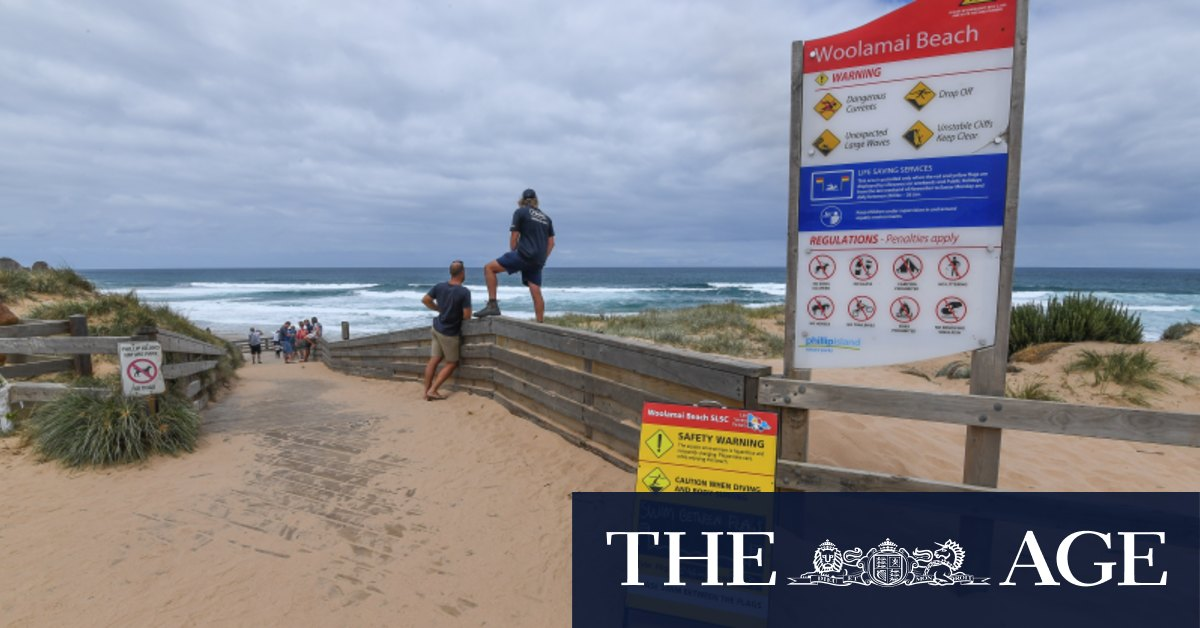 Water users ignoring safety signs amid record death toll - The Age