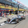 Mercedes hails Hamilton for finishing with damaged car in Melbourne