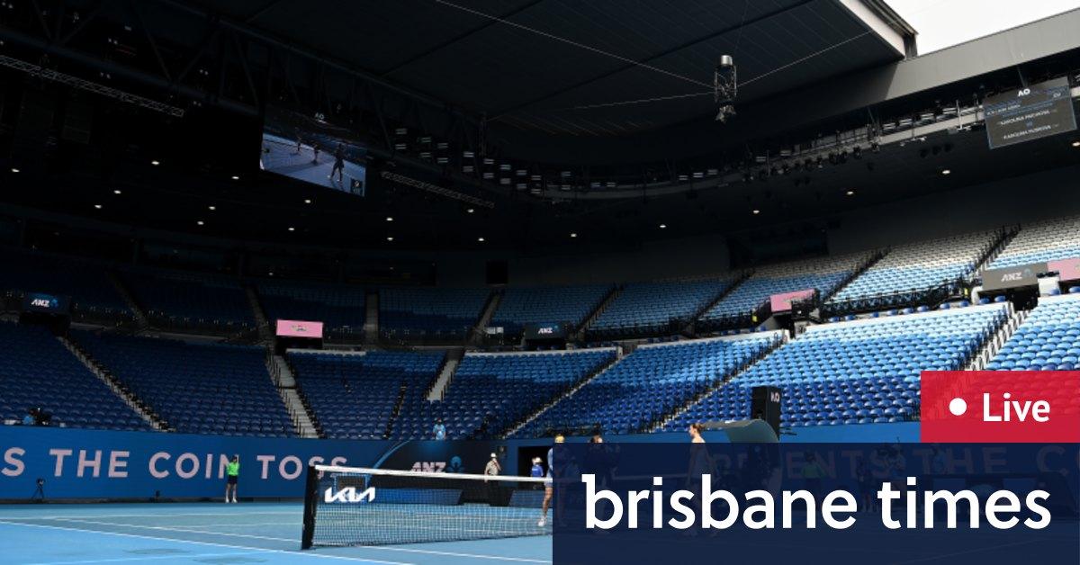 Australian Open 2021 LIVE updates: Victoria lockdown begins as tournament continues with no crowds; Ash Barty, Alex de Minaur prepare for matches