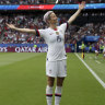 Rapinoe and the US send France packing