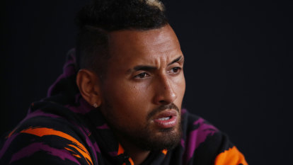 'Hurts me to my core': Kyrgios withdraws from US Open, swipes 'selfish' Novak