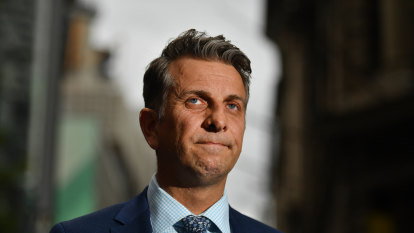 Andrew Constance accused of backflip over toll price criticisms