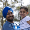 'I like the freedom': Indian immigrants embrace Australia Day