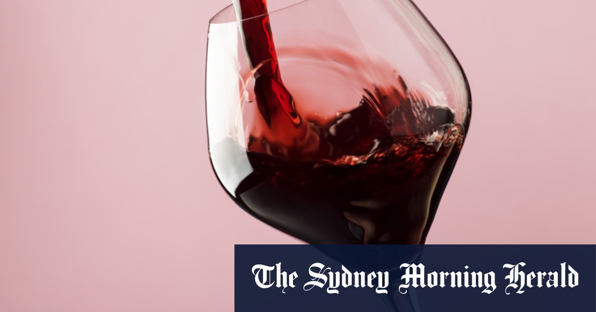 British thirst could save Australian wine from China tariffs – Sydney Morning Herald
