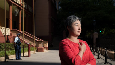 Greens MP Jenny Leong is taking NSW Police to the Human Rights Commission.