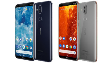 The Nokia 8.1 is a bigger, faster upgrade from the 7.1