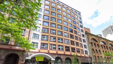 A private investor has bought 400 Kent Street, Sydney
