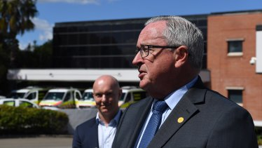 NSW Health Minister Brad Hazzard urged the Queensland Premier to rethink the border closure.