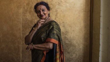 Anandavalli will dance again in a short film responding to the COVID crisis.
