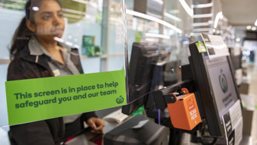 Woolworths will give staff over $50 million in shares and rewards in a show of thanks for working during the coronavirus pandemic.