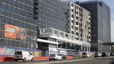 """""""Dumpy buildings"""" have been blamed on councils and planning rules by groups representing developers."""