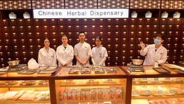 Students are upset that the University of Technology, Sydney, plans to close its Chinese Medicine Department.