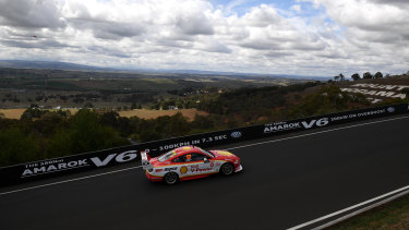 Scott McLaughlin has set the pace in the lead-up to the Bathurst 1000.