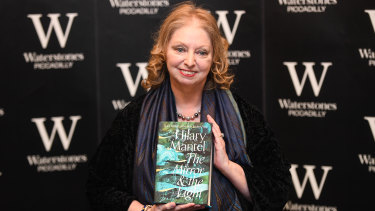Hilary Mantel missed out on this year's Booker Prize short list.