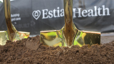 Estia Health has reported 13 cases of COVID-19 at its Ardeer residential facility in Melbourne.