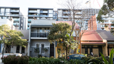 More Sydneysiders will be living in higher density housing than in detached dwellings by 2024.
