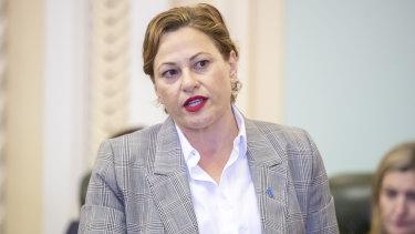Queensland Treasurer Jackie Trad has introduced a one-off bonus for public servants.