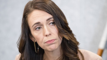 Jacinda Ardern feels for new mothers, but said tough new measures were necessary.
