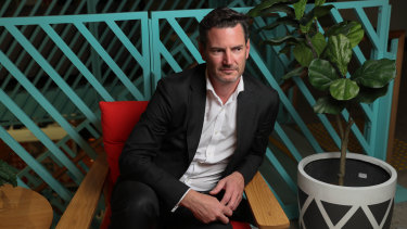 """Co-founder of Zip Co, Peter Gray: """"It's certainly been a pretty crazy 12 months."""""""