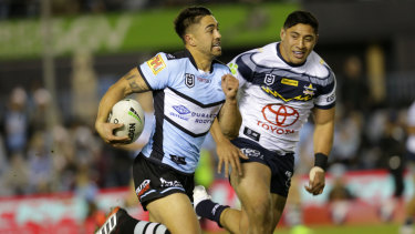 Shaun Johnson is expected to return from an achilles injury between round eight and 10.
