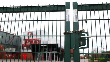 The gates are shut at Bournemouth FC. Even EPL clubs outside the top six will struggle to meet their wage bills.