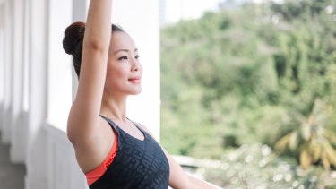 Anabel Chew, co-founder of WeBarre, developed relationships with journalists to promote her business.
