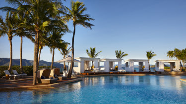 The InterContinental on Hayman Island will open in July.