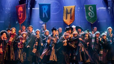 Harry Potter and the Cursed Child has been nominated for eight Helpmann Awards.