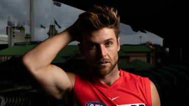 The Swans are sweating on the fitness of co-captain Dane Rampe ahead of Saturday night's clash with Geelong at the SCG.