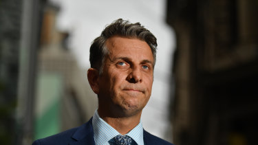 NSW Roads Minister Andrew Constance says the government has no immediate plans to scrap the M5 cashback scheme.