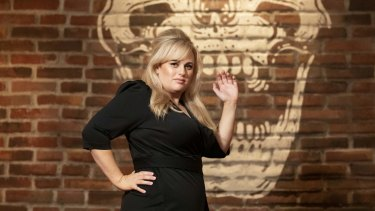The host of Amazon Prime Video's latest Australian production, LOL: Last One Laughing, Rebel Wilson.