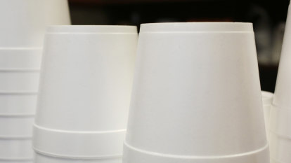 Queensland businesses to cop $6000 fines for serving foam cups