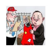 Bargain basement: Myer chief executive John King