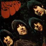<em>Rubber Soul</em> by the Beatles.