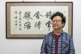 Zhang Xiaobing is a professor of History and Culture with Yan'an University.