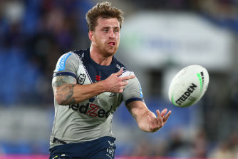 Cameron Munster has made it known he is keen to return home and play with the new Brisbane franchise.