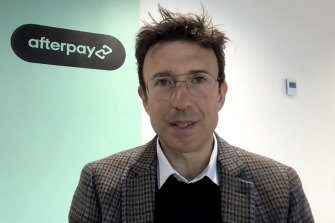 Anthony Eisen reports on Afterpay's results in August.