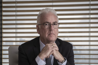 AGL Energy interim chairman, Graeme Hunt admits performance has been disappointing.