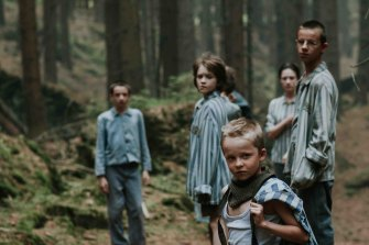 Werewolf, about a group of orphans in WWII, is part of the Polish Film Festival.
